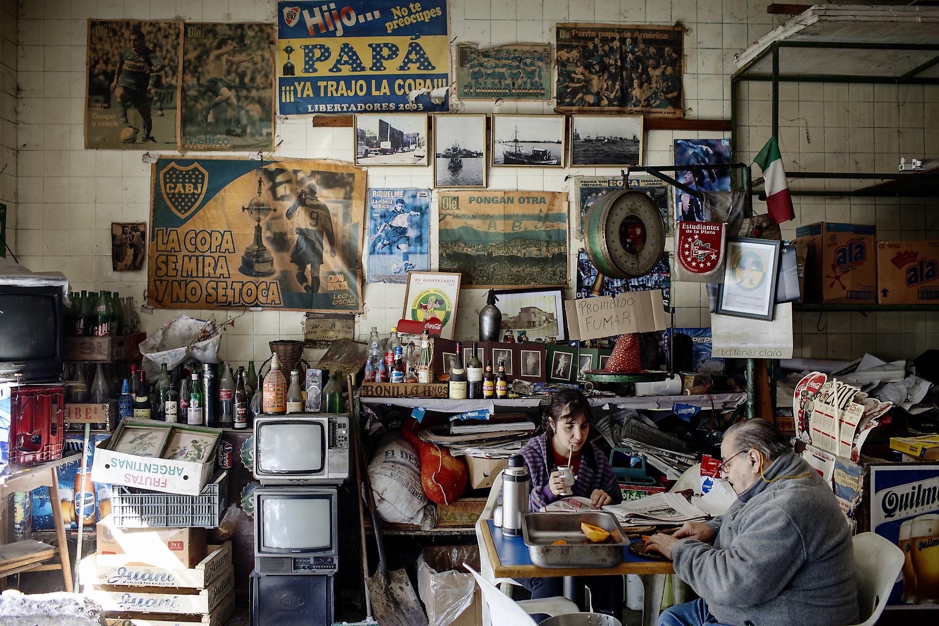"Argentina, ""The Beautiful Game"" - Marco Di Lauro"