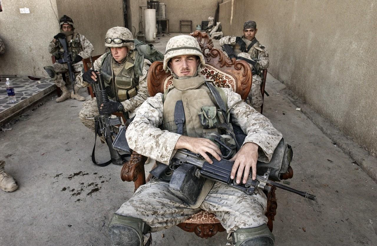 geographic factors behind the iraq war Humanitarian implications of the wars in iraq nasir ahmed al samaraie the iran–iraq war took a very heavy toll: at least 1 million iraqis were killed.